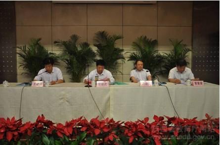 渭南市安排部署2012年招生考试工作