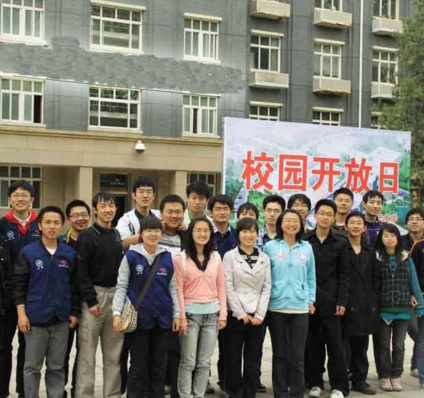 陕西省高校26日举办校园开放日 时间表查看