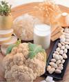 餐桌上健康的色彩哲学--白色食物