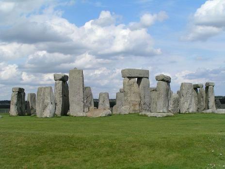 从印加遗址到巨石阵
