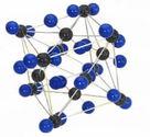 二氧化碳晶体结构模型