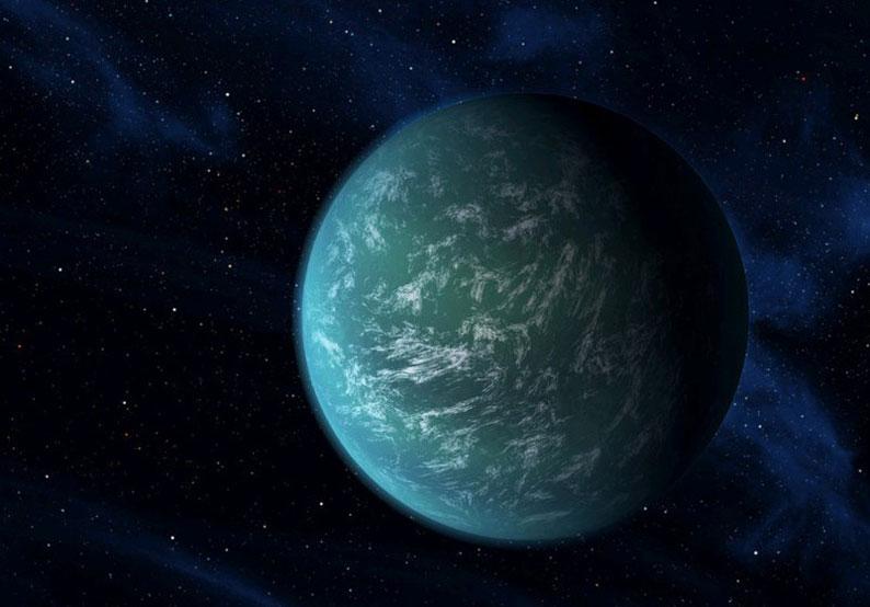 美国宇航局证实发现首颗适合居住的类地行星