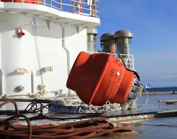 中国成功收回南极海域海底地震仪 有清晰地震信号记录