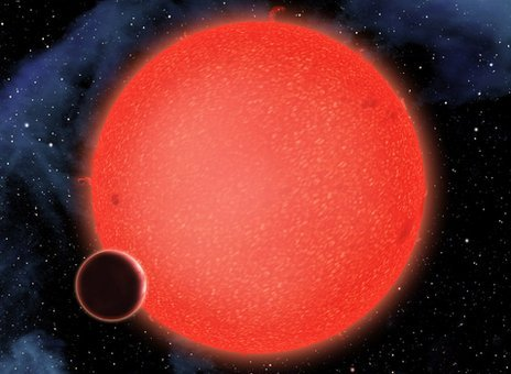 发现奇异水世界行星