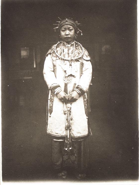 美国大学收藏的一组中国老照片