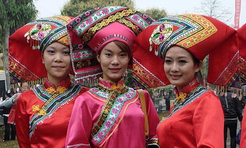 广西百色布洛陀民俗文化旅游节开幕