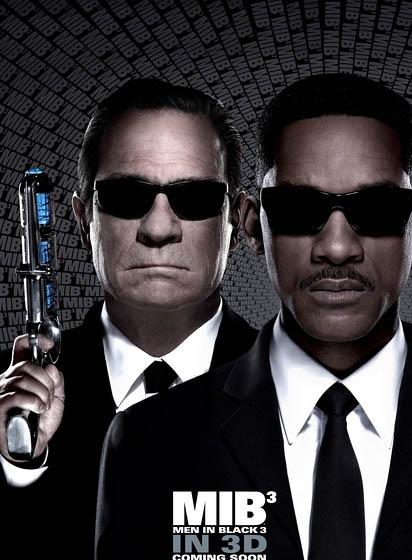 Men in Black Ⅲ:黑衣人3穿越改变未来