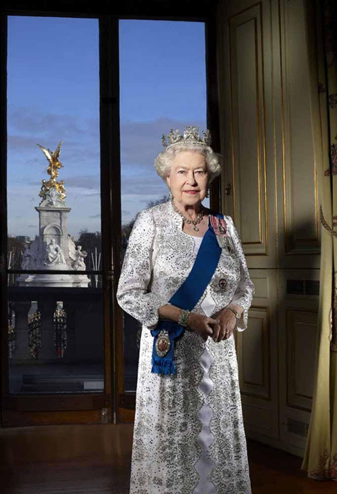 英国女王登基60周年庆典演讲
