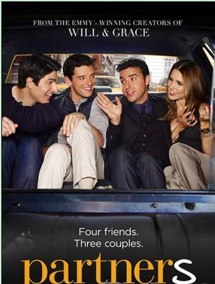 CBS秋季新喜剧《直弯好基友》(Partners):新剧速递