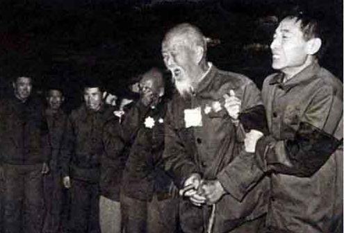实拍毛泽东逝世时的中国