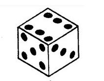 趣味数学阅读之点子的排列方向