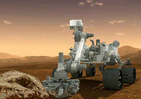 美将于2020年再次发射火星车