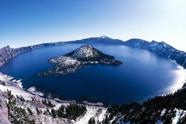 世界上最壮观的地貌景观