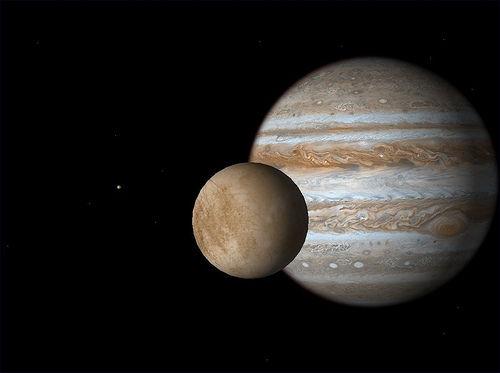 看图学文--木卫二星