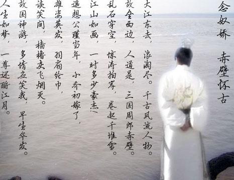 苏轼诗词欣赏(三)