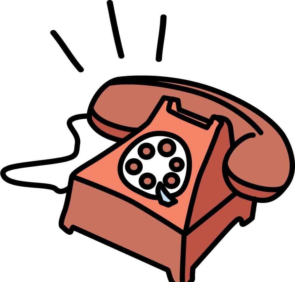 电话常用语