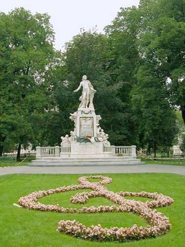 海外风情:音乐之都——维也纳