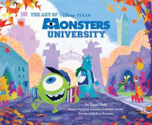 怪兽大学 Monsters University
