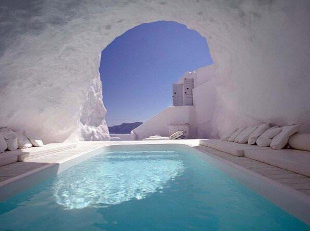 全球不可思议之游泳池