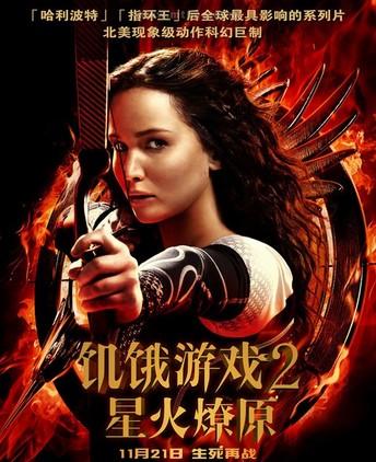 饥饿游戏2:The Hunger Games 2
