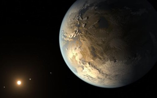 宜居带类地球行星或成为人类迁徙新目标