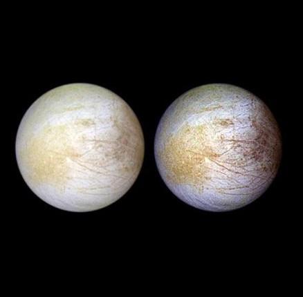 木卫二海洋中或存在能利用过氧化氢的潜在生命