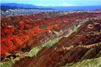 新疆的大风景――红层