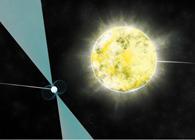 """天文学家探测到地球体积大小的""""钻石恒星"""""""
