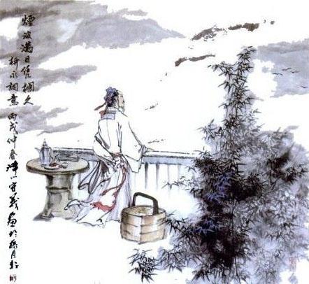 柳永诗词欣赏(十一)