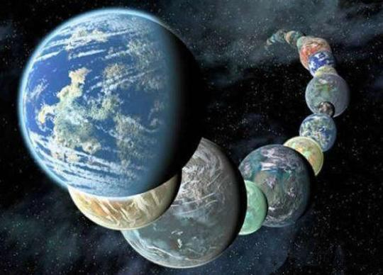 多重平行宇宙