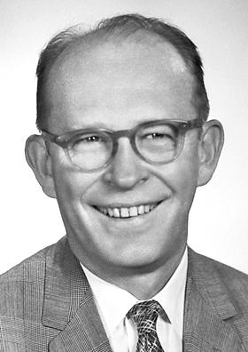 1960年诺贝尔化学奖获得者――利比