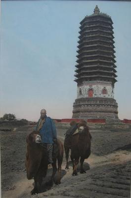 北京八里庄玲珑塔