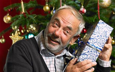 圣诞节大调查:老爸收到的礼物最便宜