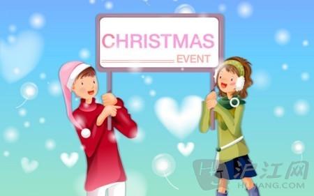 """情侣圣诞节""""煽情""""祝福用语大集锦"""