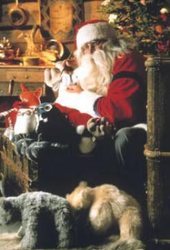 圣诞老人村和圣诞乐园