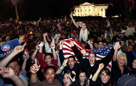 美国---62%人认为2012年会更好