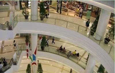 世界大型购物中心 泰国暹罗广场 双语