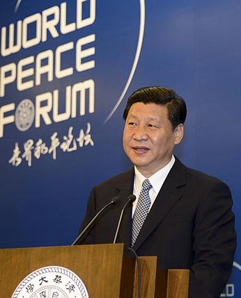 中国坚持维护亚太和平
