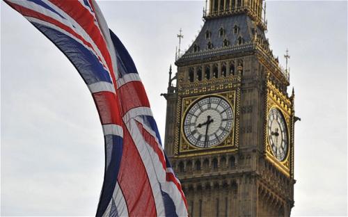 伦敦地标建筑大本钟正式更名为伊丽莎白塔