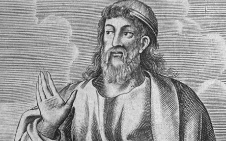 柏拉图的数学岩洞