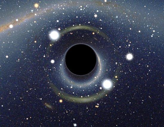 揭秘黑洞奇异时空之谜:NASA发现普通物理进程