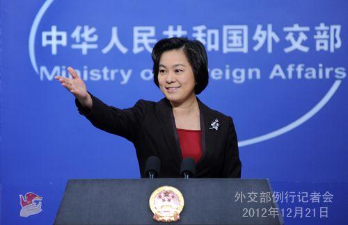 日本军机进入钓鱼岛 外交部称中国一直保持巡航