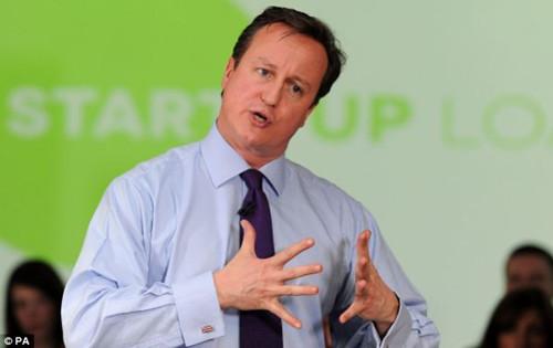 英首相称不会效仿挪威放弃欧盟成员国地位