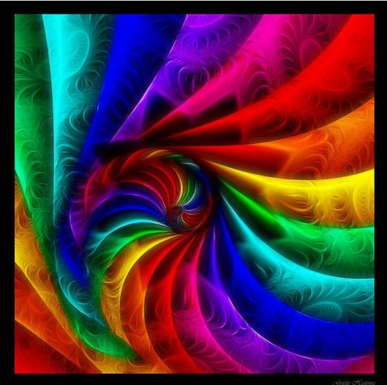 分形艺术作品(45)--Holeofinfinity