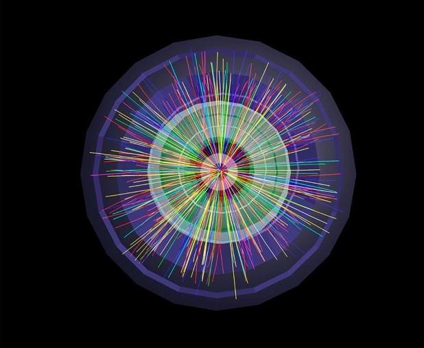 欧洲粒子物理研究所确信已发现上帝粒子(图)