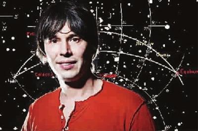 """""""摇滚""""物理学家布赖恩・考克斯"""