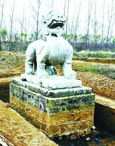 南京发现南朝大墓,墓主疑似陈文帝