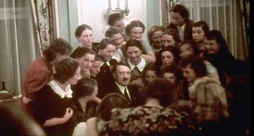 希特勒休闲照片