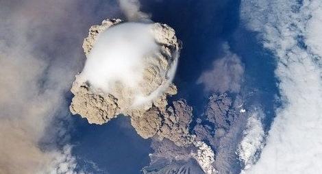 """看图学文--火山""""气泡"""""""