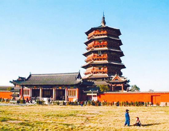 历史百科--中国古代建筑如何抗震